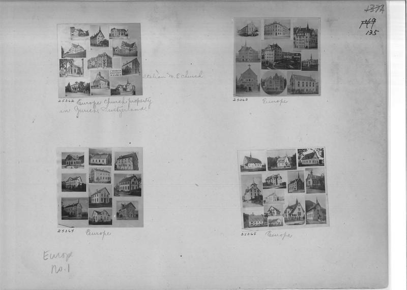 Mission Photograph Album - Europe #01 Page 0135