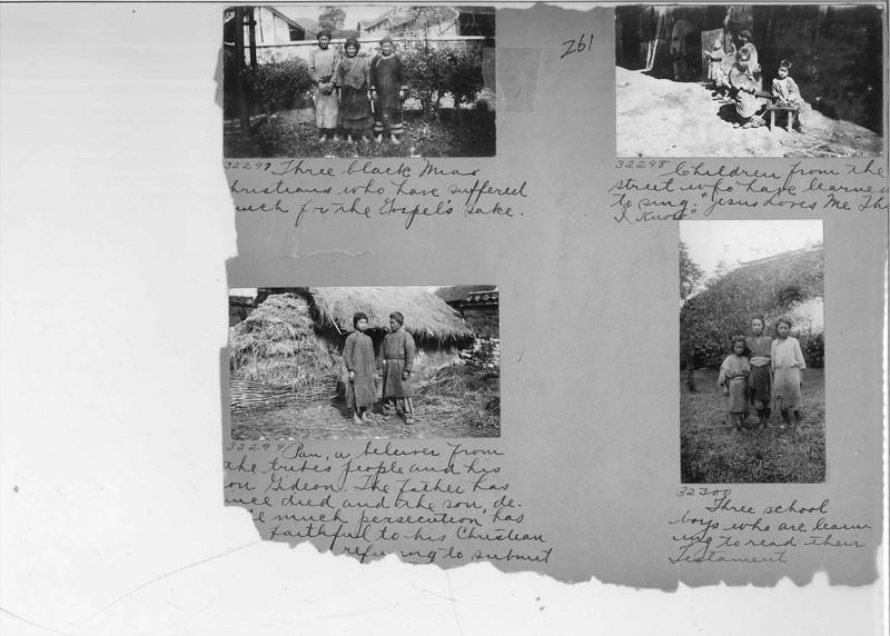 Mission Photograph Album - China #7 page 0261