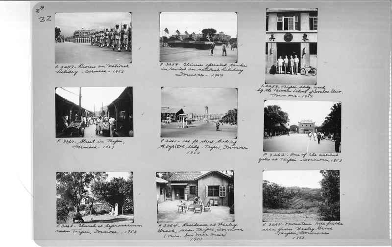 Mission Photograph Album - China #20 page 0032