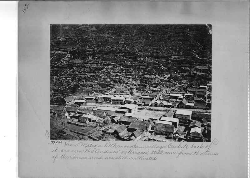 Mission Photograph Album - South America O.P. #1 page 0102