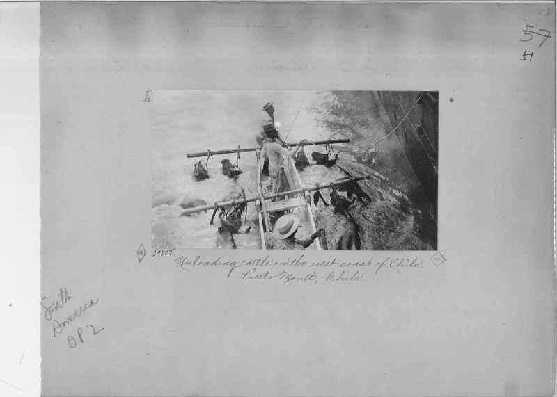 Mission Photograph Album - South America O.P. #2 page 0051