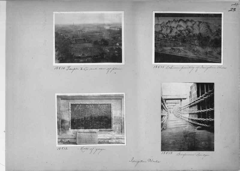 Mission Photograph Album - China #5 page 0023