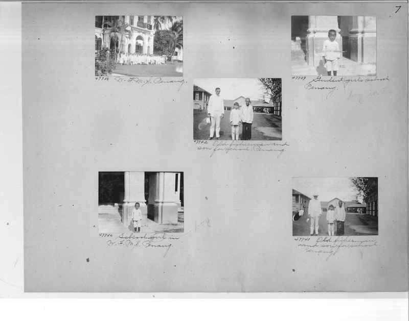 Mission Photograph Album - Malaysia #5 page 0007