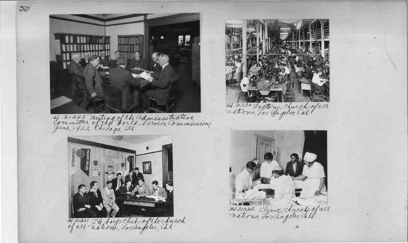 Mission Photograph Album - Cities #14 page 0050