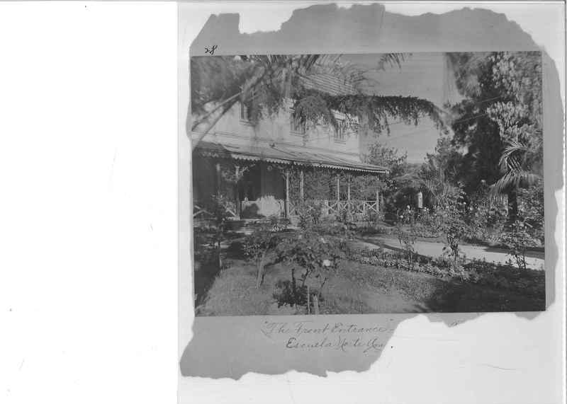 Mission Photograph Album - South America O.P. #1 page 0028