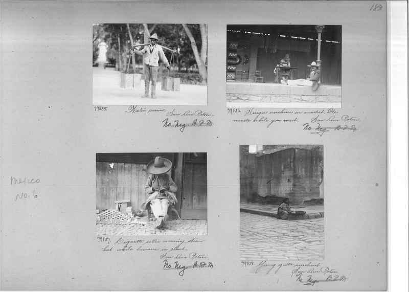Mission Photograph Album - Mexico #06 page 0183