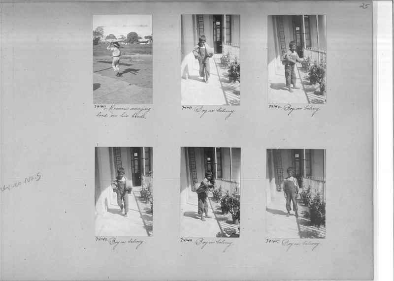 Mission Photograph Album - Mexico #05 page 0025