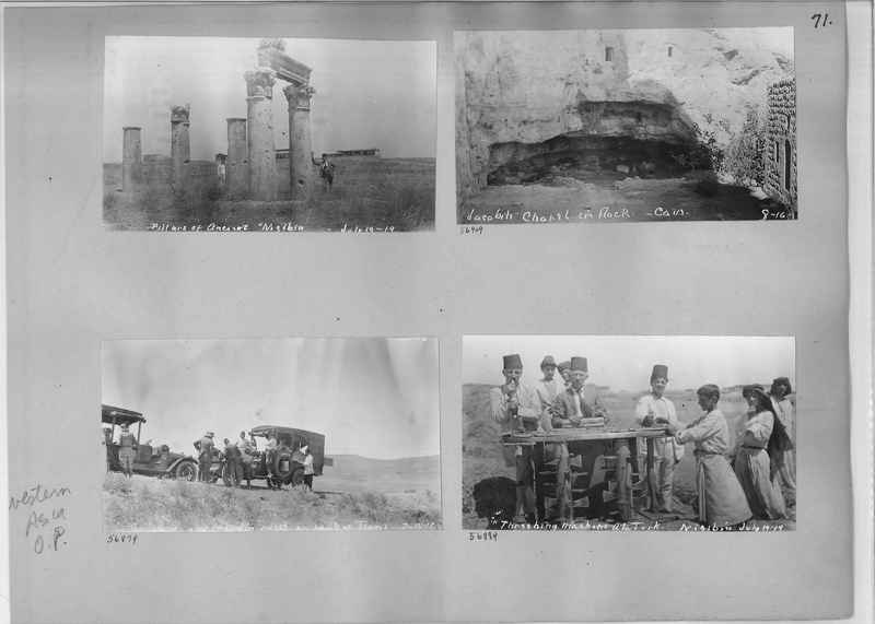 Mission Photograph Album - Western Asia - O.P. - #01 page_0071