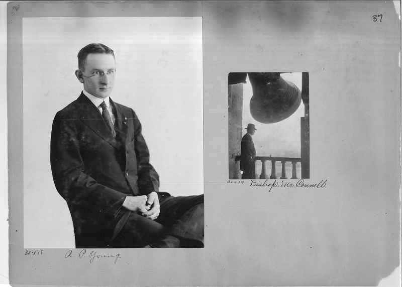 Mission Photograph Album - Portraits #2 page 0037
