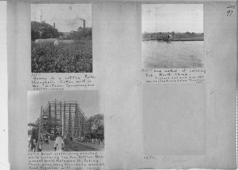 Mission Photograph Album - China #7 page 0097