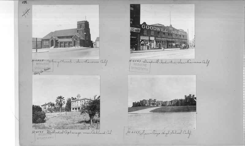 Mission Photograph Album - Cities #3 page 0158