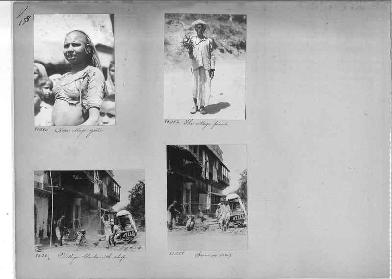 Mission Photograph Album - India #09 Page 0158