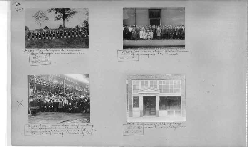 Mission Photograph Album - Cities #4 page 0022