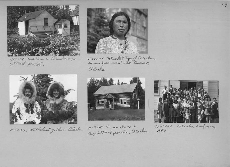 Mission Photograph Album - Alaska #1 page 0119