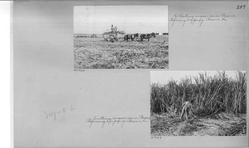 Mission Photograph Album - Negro #2 page 0207