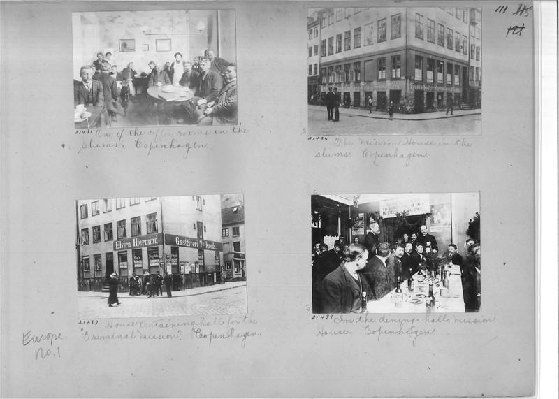 Mission Photograph Album - Europe #01 Page 0111