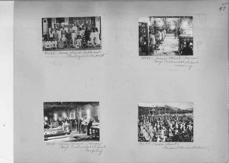 Mission Photograph Album - Korea #5 page 0097