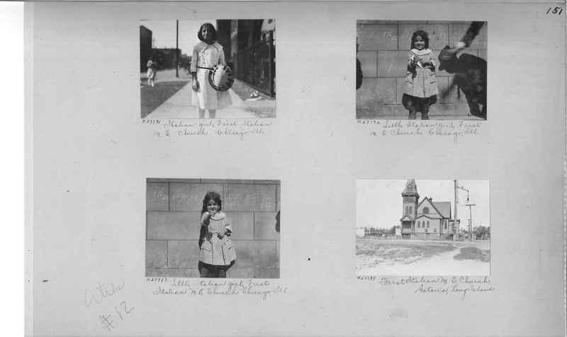 Mission Photograph Album - Cities #12 page 0151