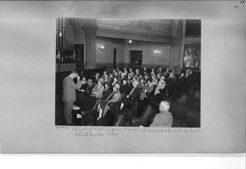 Mission Photograph Album - Religious Education #1 page 0073