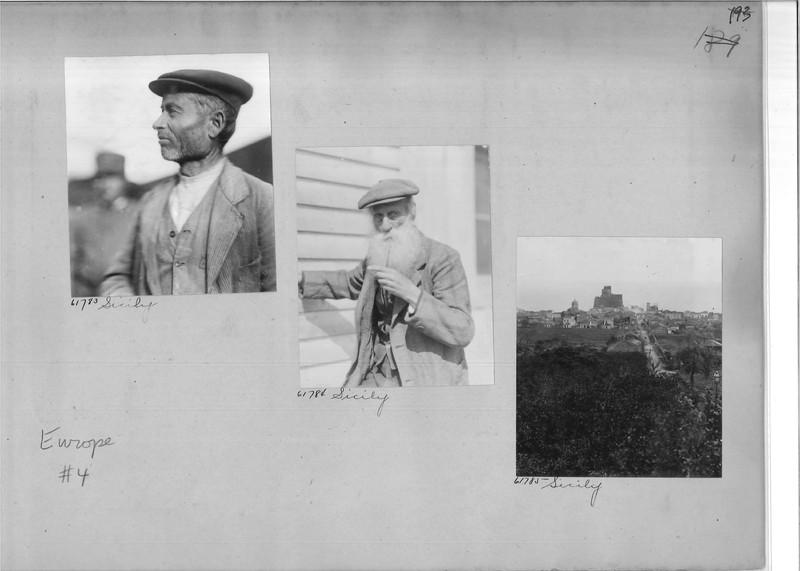 Mission Photograph Album - Europe #04 Page 0193