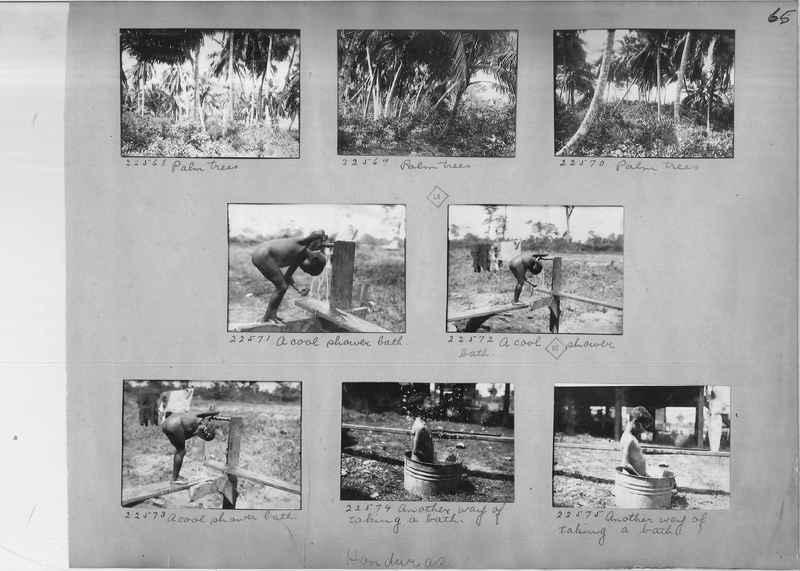 Mission Photograph Album - Panama #02 page 0065