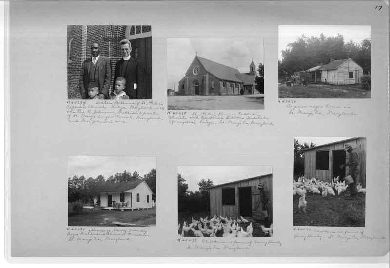 Mission Photograph Album - Negro #7 page 0017