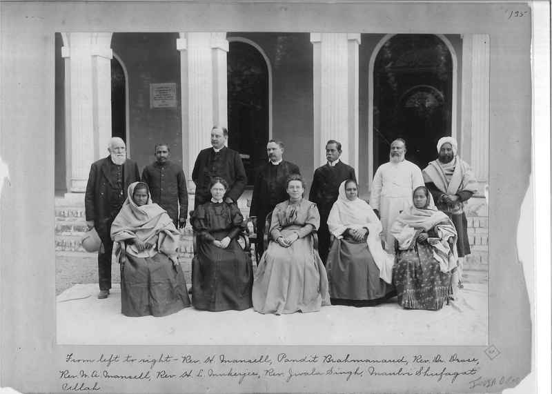 Mission Photograph Album - India - O.P. #01 Page 0135