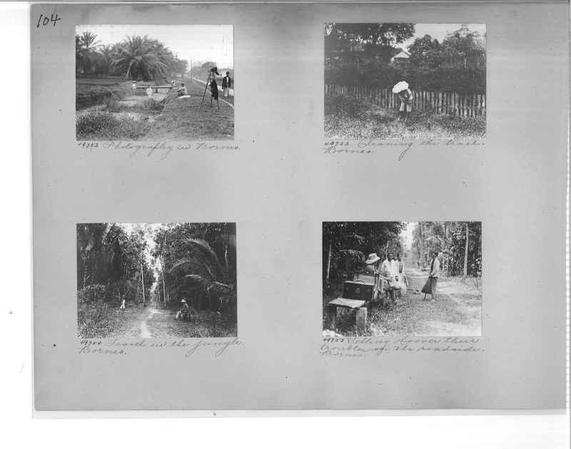 Mission Photograph Album - Malaysia #5 page 0104