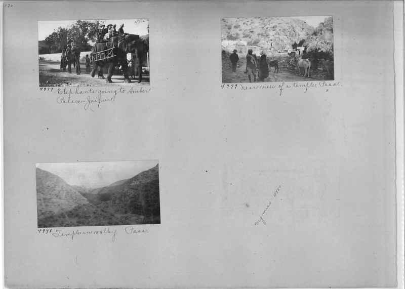 Mission Photograph Album - India #01 page 0170