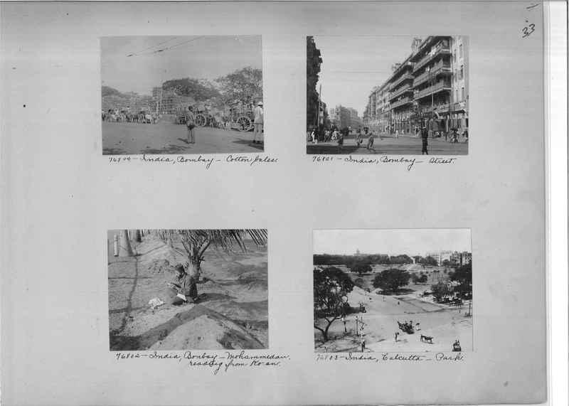 Mission Photograph Album - India #09 Page 0033