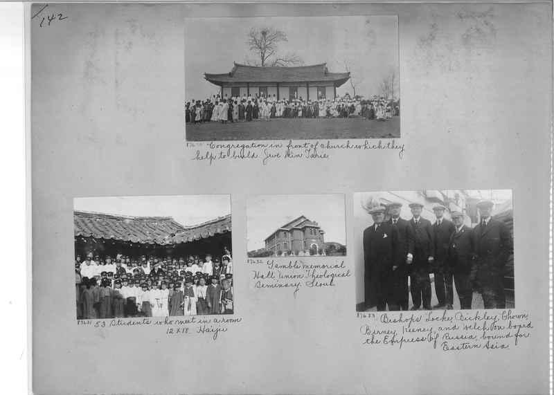 Mission Photograph Album - Korea #5 page 0142