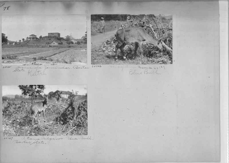 Mission Photograph Album - India #08 Page 0078