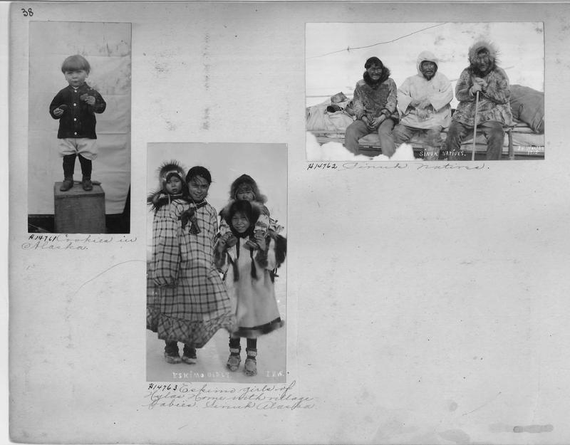 Mission Photograph Album - Alaska #1 page 0038