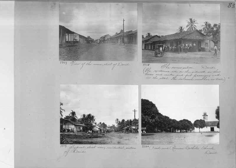 Mission Photograph Album - Panama #03 page 0083