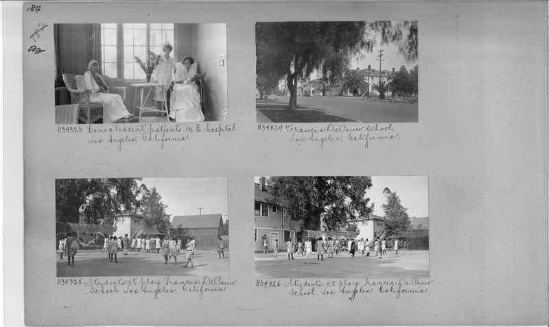 Mission Photograph Album - Cities #15 page 0184