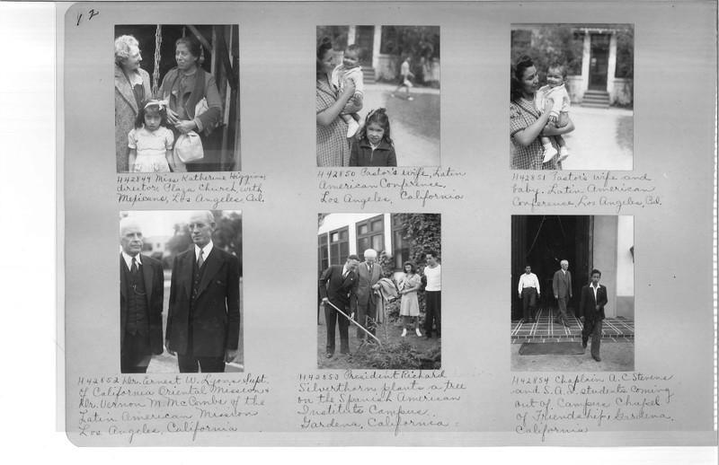 Mission Photograph Album - Latin America #3 page 0002