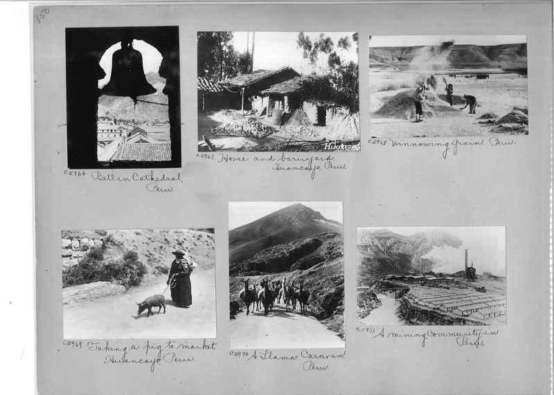 Misson Photograph Album - South America #8 page 0150