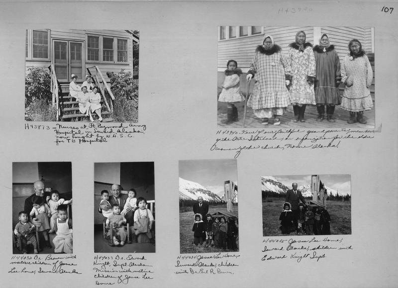 Mission Photograph Album - Alaska #1 page 0107
