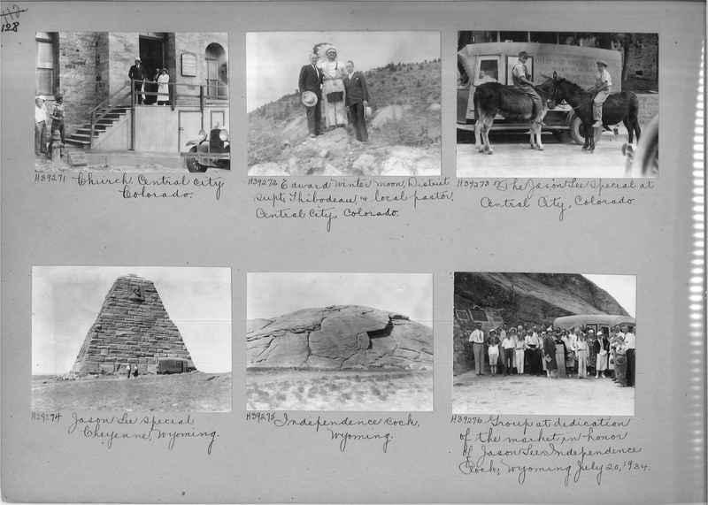 Mission Photograph Album - Miscellaneous #03 Page_0128