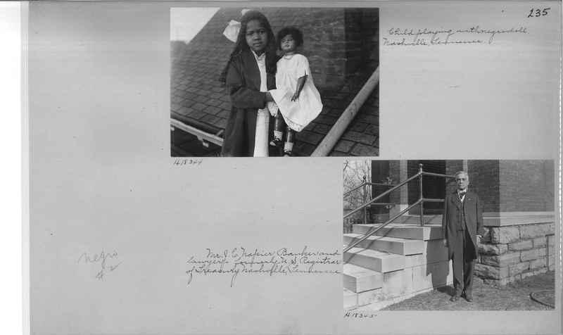 Mission Photograph Album - Negro #2 page 0235