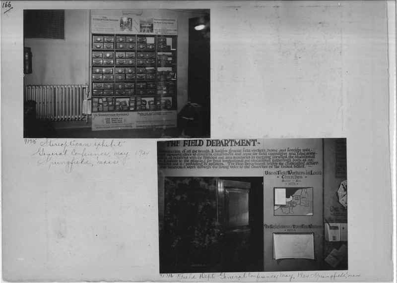 Mission Photograph Album - Miscellaneous #02 Page 0166