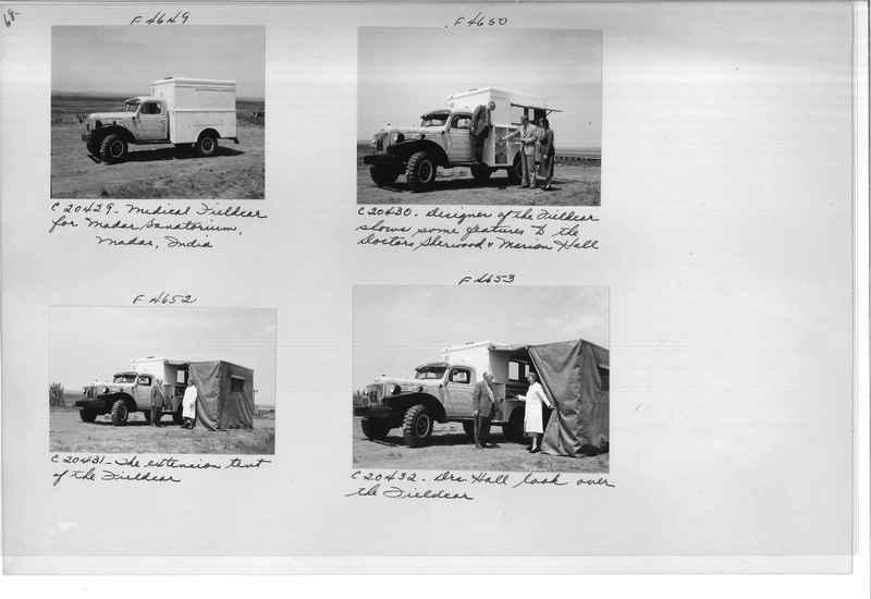 Mission Photograph Album - Portraits #13 Page 0068