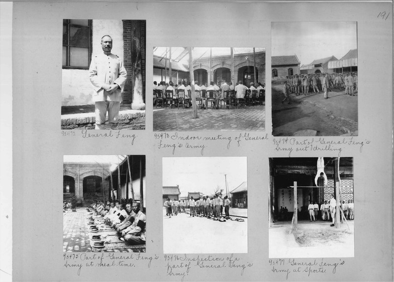 Mission Photograph Album - China #14 page 0191