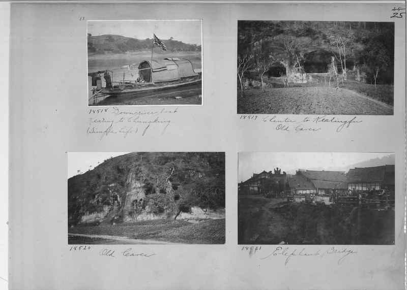 Mission Photograph Album - China #5 page 0025