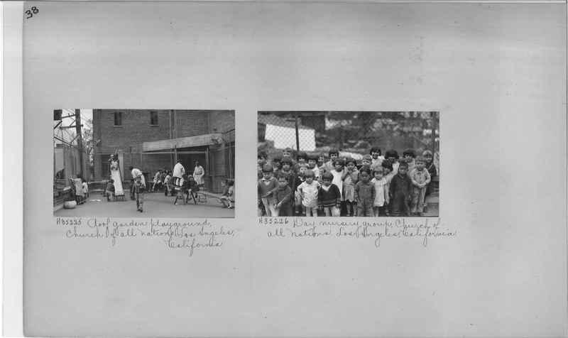 Mission Photograph Album - Cities #16 page 0038