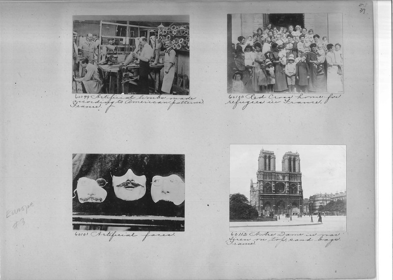Mission Photograph Album - Europe #03 Page 0037