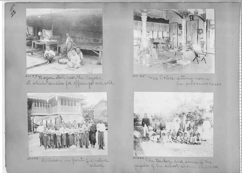 Mission Photograph Album - Burma #1 page 0028