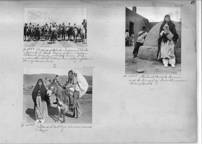 Mission Photograph Albums - Indians #1 page 0067