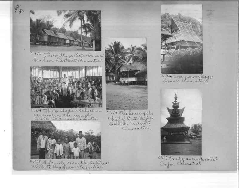 Mission Photograph Album - Malaysia #7 page 0080