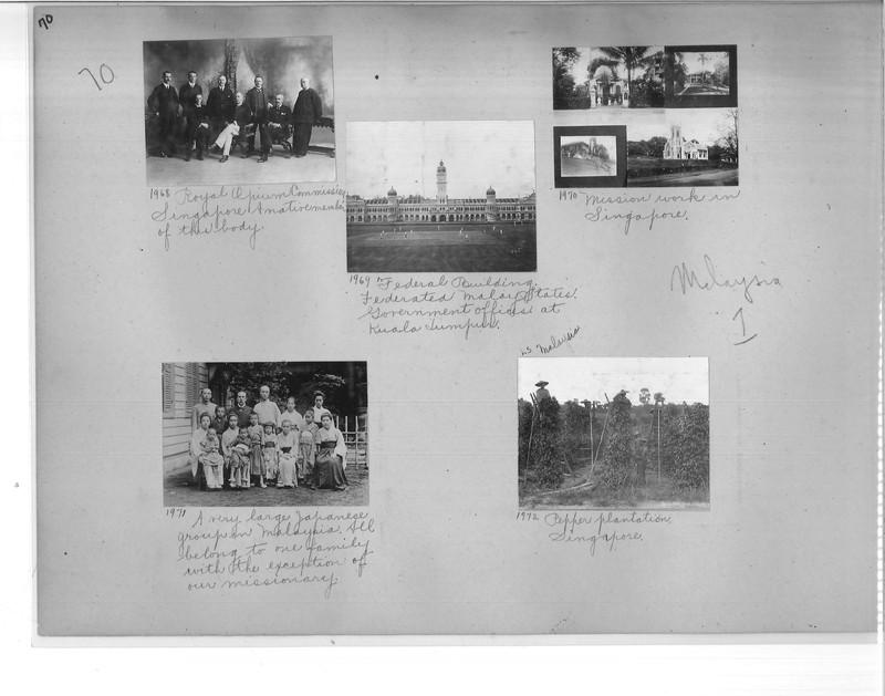 Mission Photograph Album - Malaysia #1 page 0070
